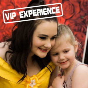 VIP Experience Tea with Princess Beauty