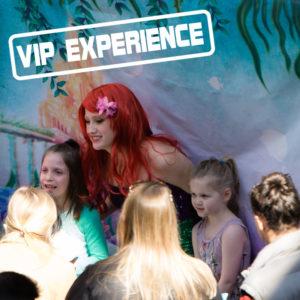 VIP Experience Tea Under The Sea