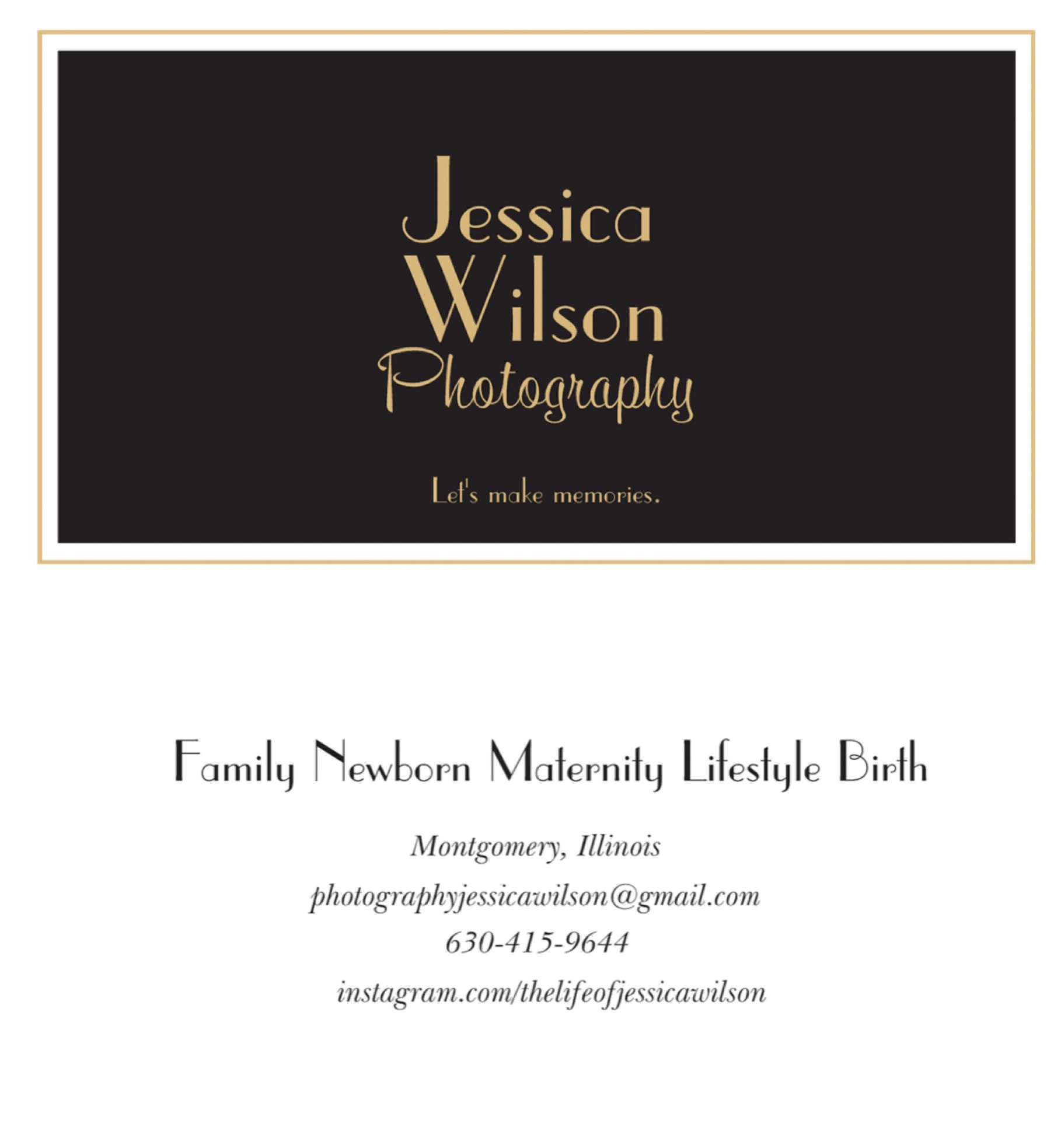 Jessica Wilson Photography
