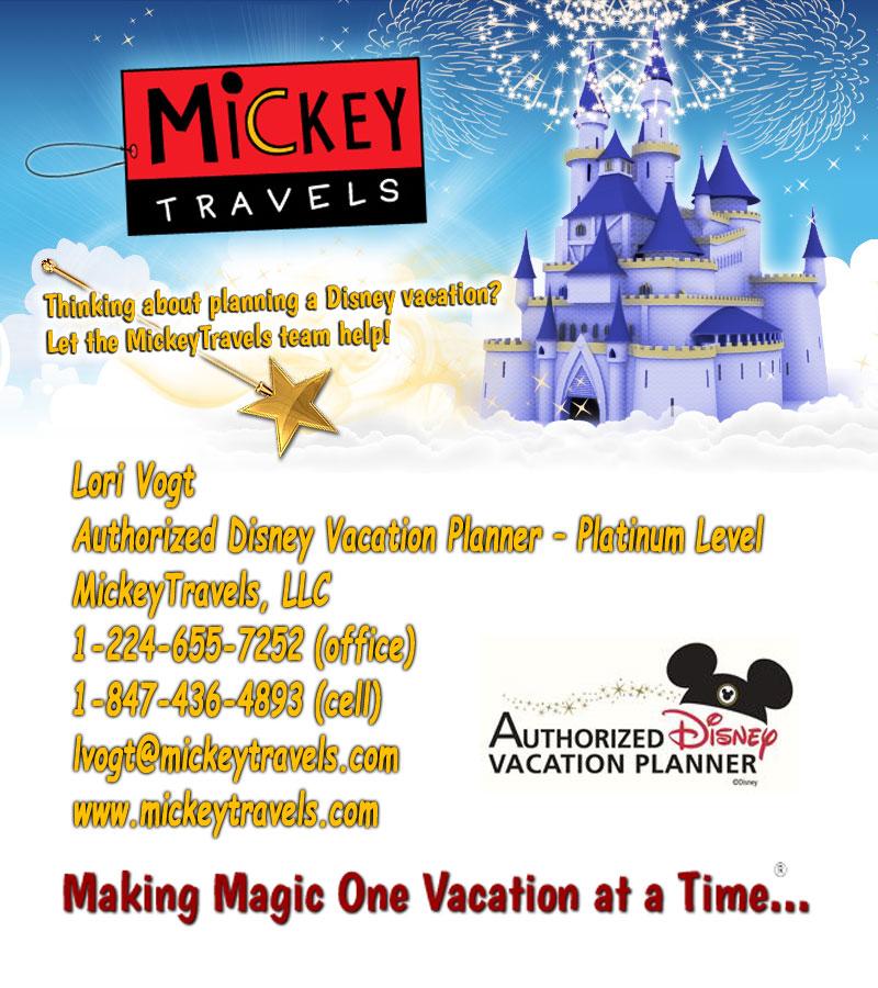 Mickey Travels