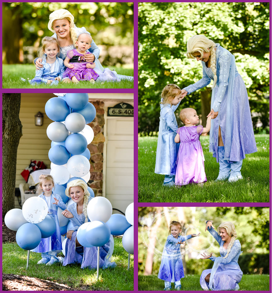 Princess Fairytale Parties