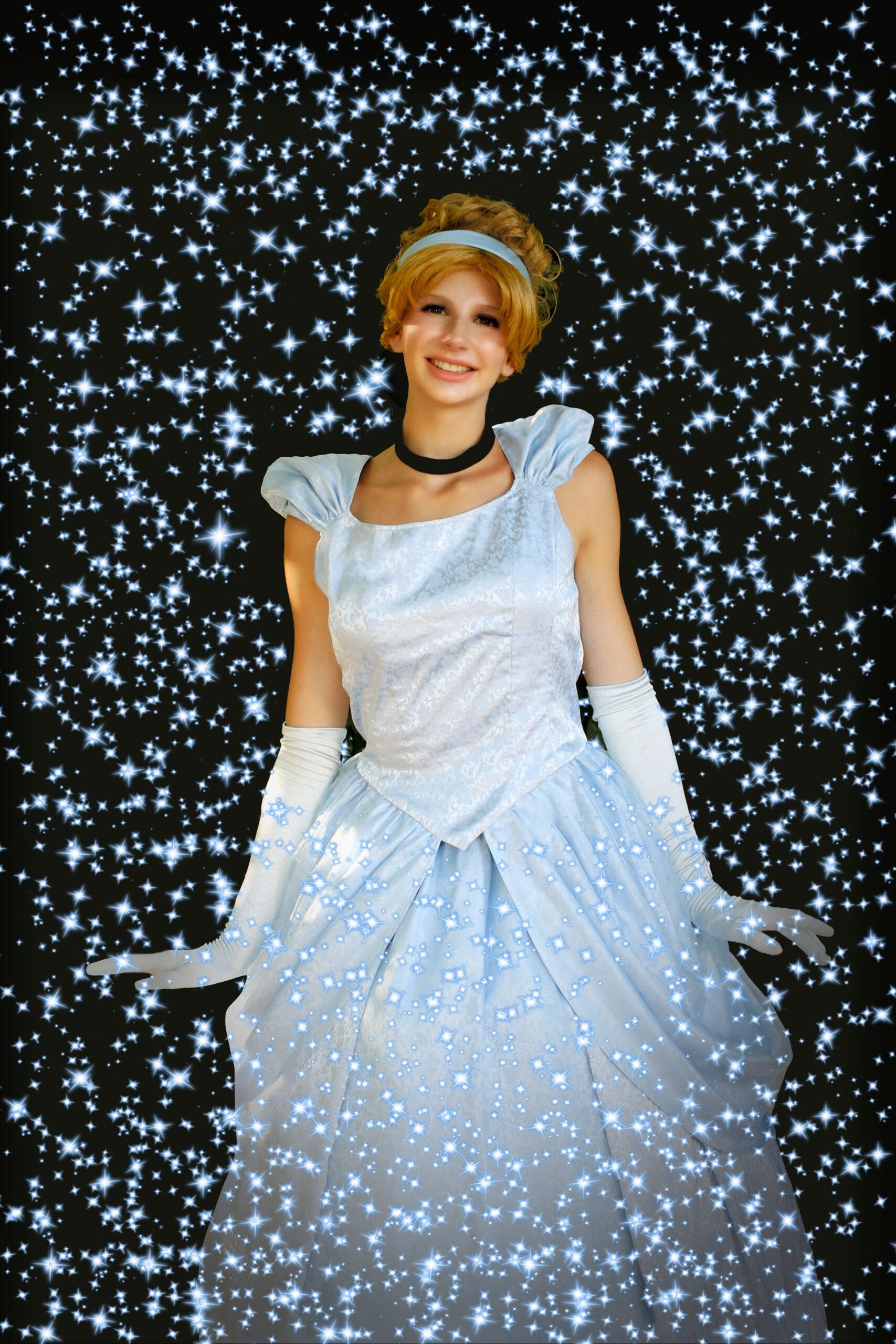 Cinderela sparkle
