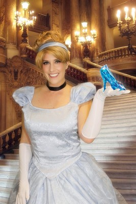 Glass Slipper Princess