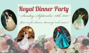 Royal Dinner Party