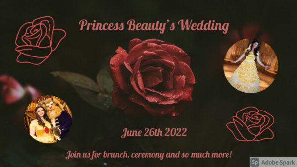 Belle's Wedding